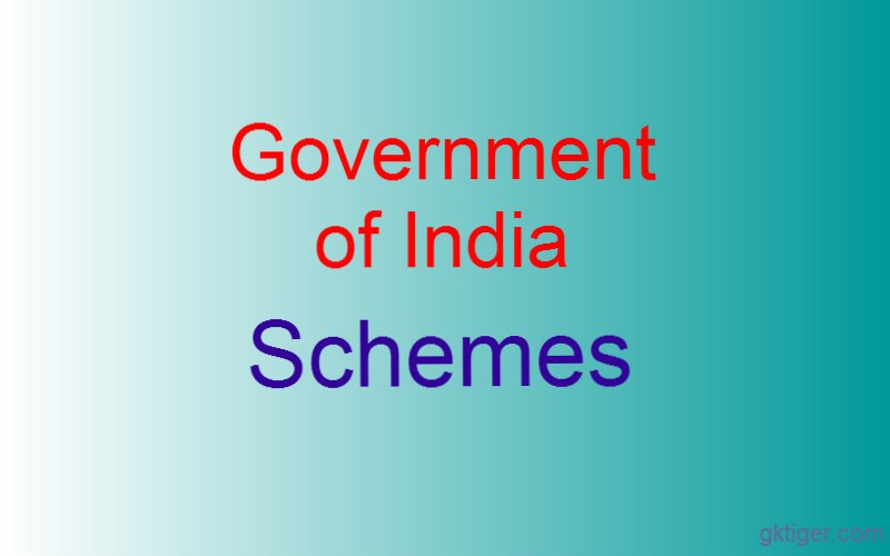 Government Plans 2018 GK Questions