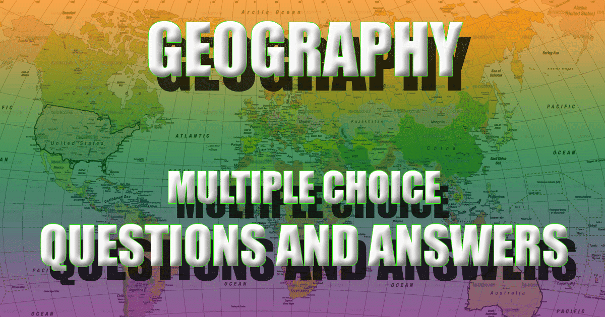 Geography GK Questions 601-700 Download PDF